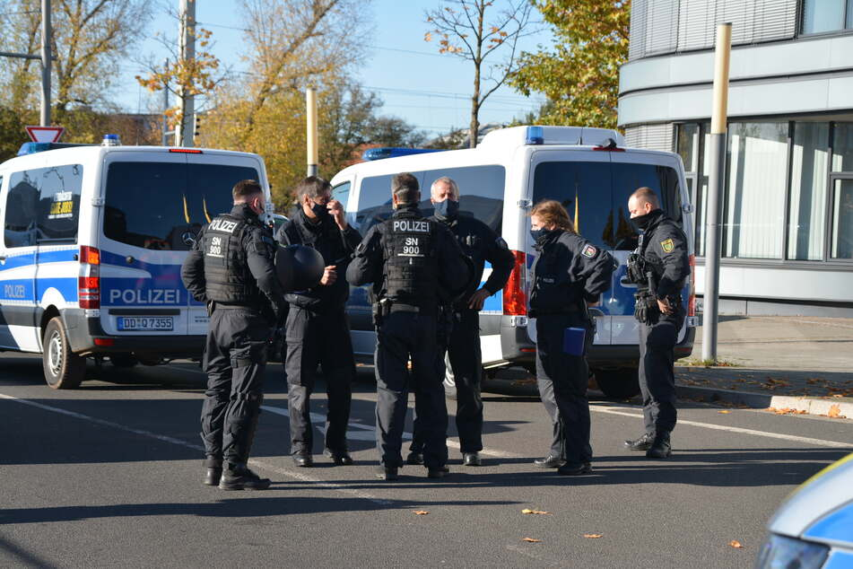 Die Polizei steht seit dem 7. November stark in der Kritik.