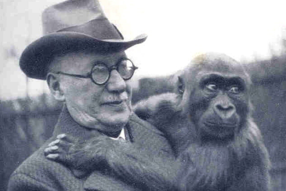 1910 bis 1934 hatte Gustav Brandes die Leitung des Zoos inne, er legte die Grundlagen für einen modernen Zoo.