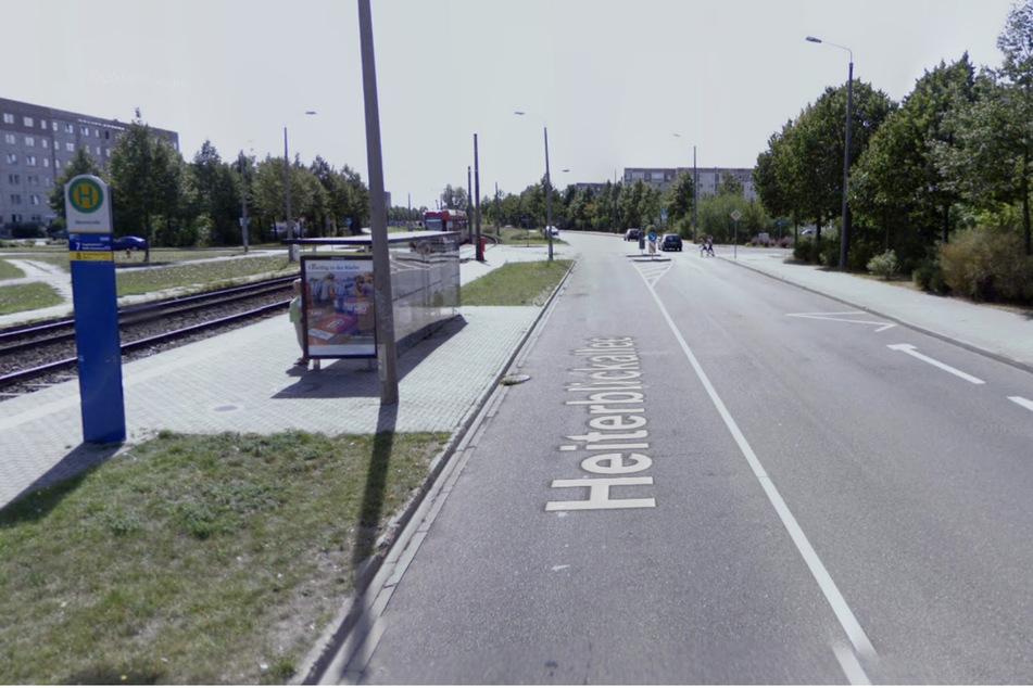 Auf der Heiterblickallee im Leipziger Stadtteil Paunsdorf kam es am Mittwochnachmittag zu einem Unfall, bei dem ein achtjähriges Mädchen schwer verletzt wurde.