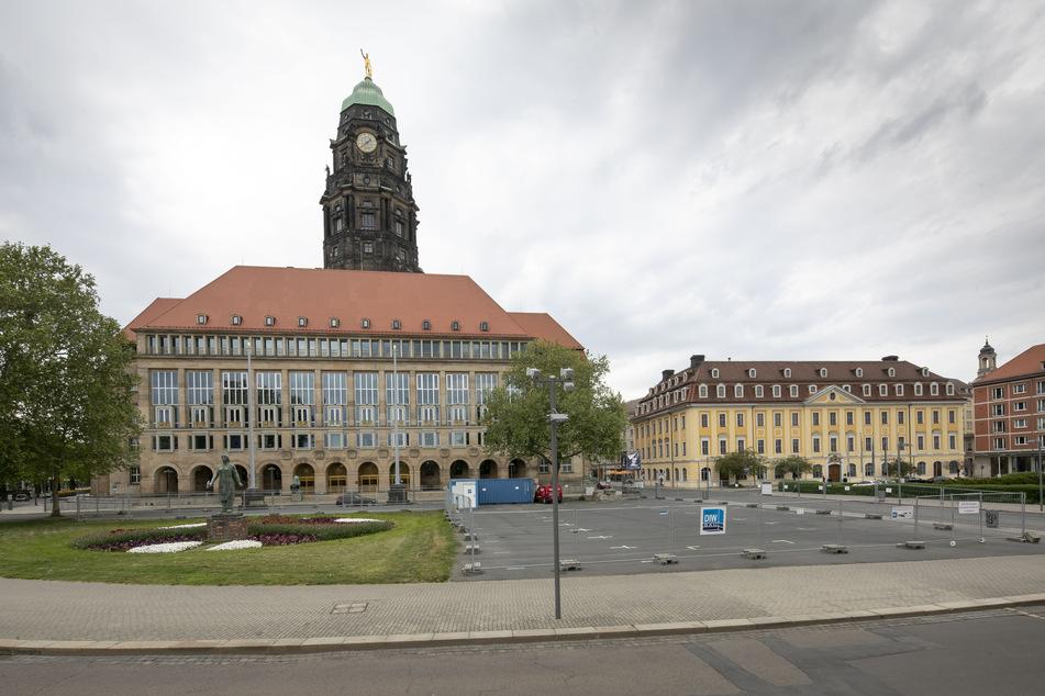 Die Stadt spendiert Dresdens Künstler eine halbe Million.