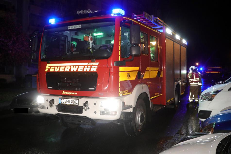 Die Feuerwehr hatte alle Hände voll zu tun. (Symbolbild)