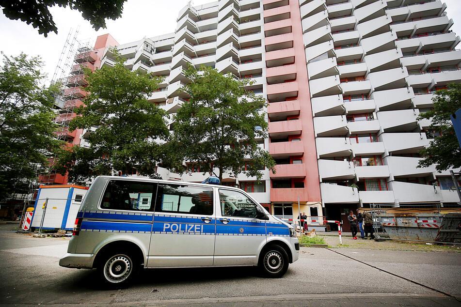 Das Haus in Köln, wo die Tatverdächtigen an der Bombe gebaut haben sollen.