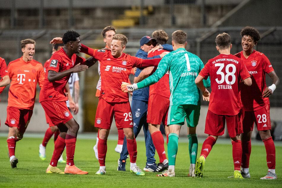 """Als Aufsteiger direkt Meister der 3. Liga. Ob die """"kleinen Bayern"""" diese Leistung in der kommenden Saison bestätigen können?"""