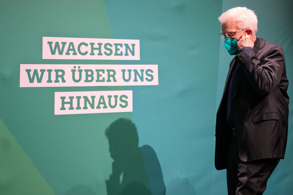 Grüne debattieren auf Parteitag über Koalitionspläne