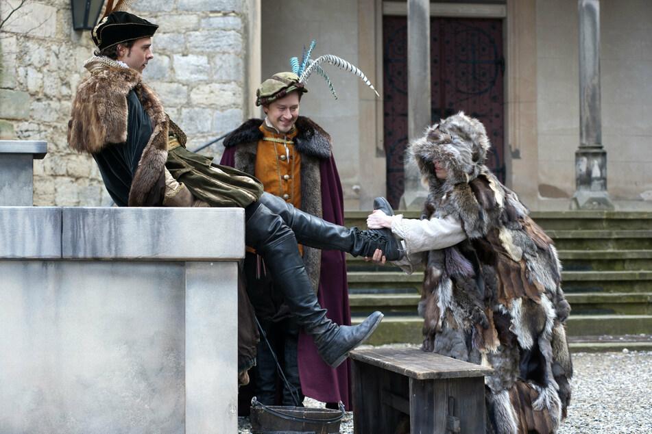 """In """"Allerleirauh"""" spielt André Kaczmarczyk den Jakob. Der Film läuft im August im MDR."""