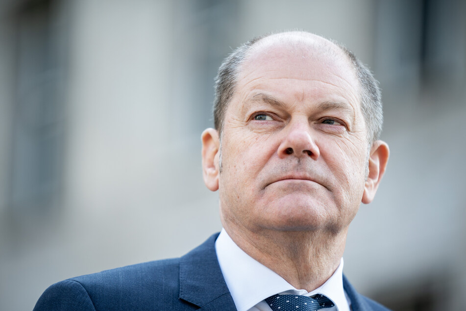 Bundesfinanzminister Olaf Scholz (61, SPD). (Archivbild)