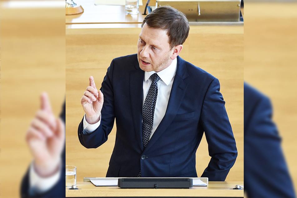 Ministerpräsident Michael Kretschmer (44, CDU) kündigte an, 650 Millionen Euro für die Abmilderung der Krise zur Verfügung zu stellen.