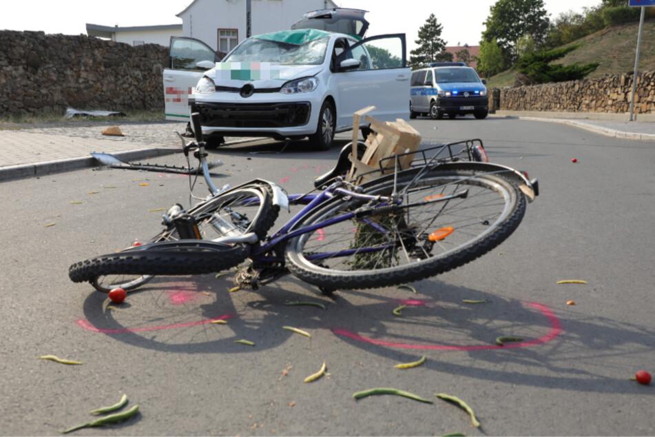 Die Unfallursache ist noch nicht geklärt.