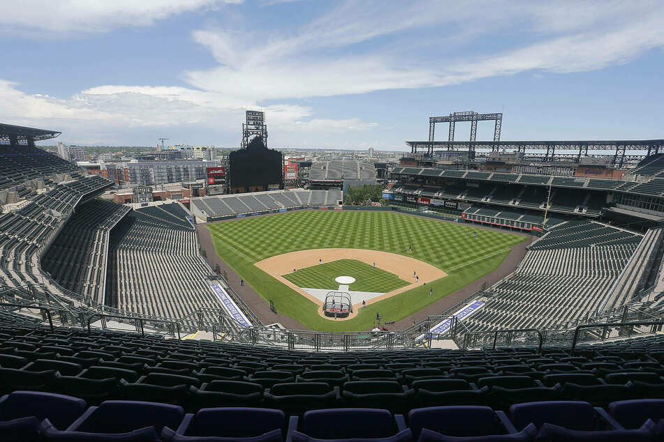 MLB settles on Denver after pulling All-Star game from Georgia