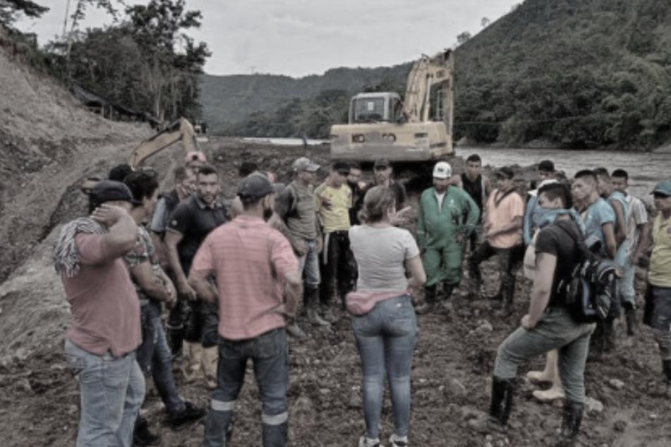 Elf Tote geborgen: Tragische Gewissheit nach Einsturz einer illegalen Mine