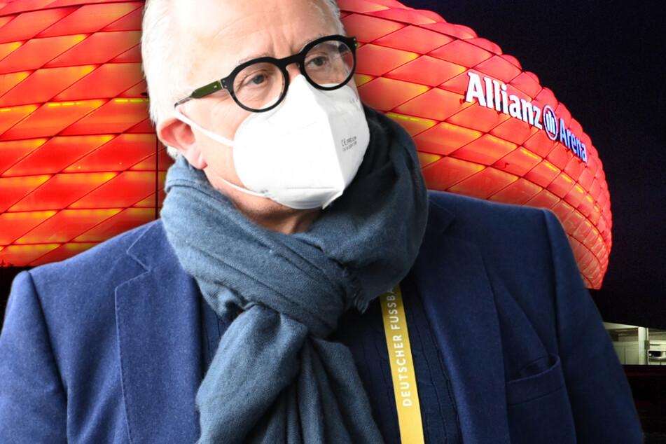 """EM in München mit Fans? DFB-Präsident Fritz Keller: """"Brauchen eine Garantie"""""""