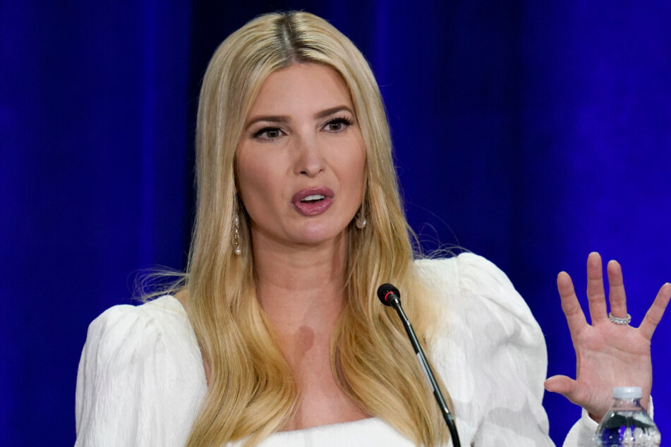 Ivanka Trump (39), Tochter und Beraterin des US-Präsidenten.