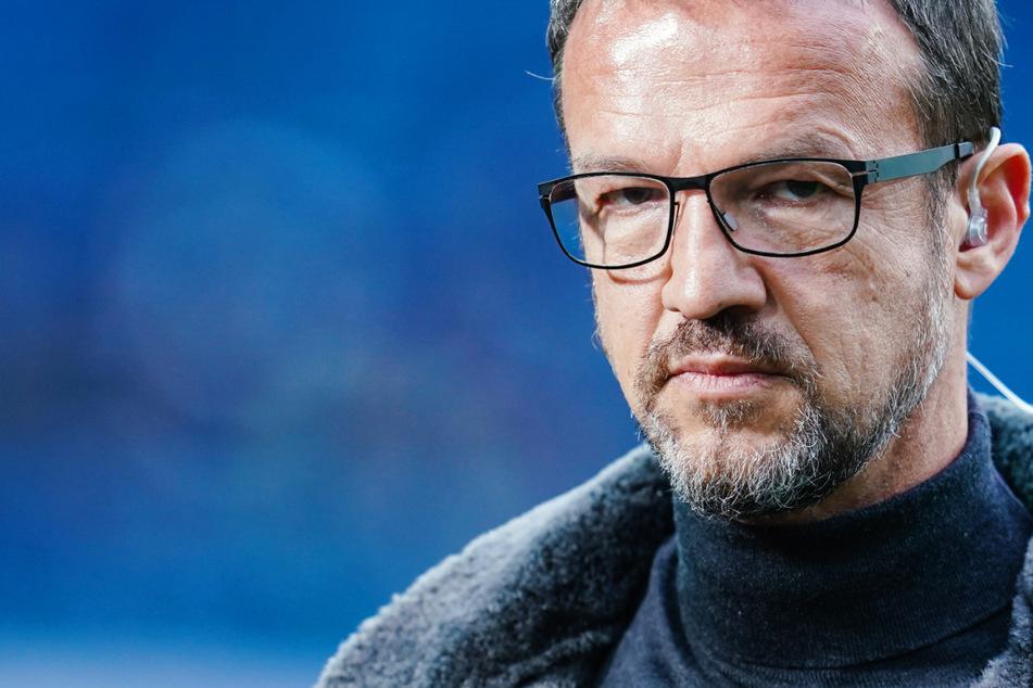 Sportvorstand Fredi Bobic (49) wird Eintracht Frankfurt zum 31. Mai verlassen, angeblich zieht es ihn zu Hertha BSC.