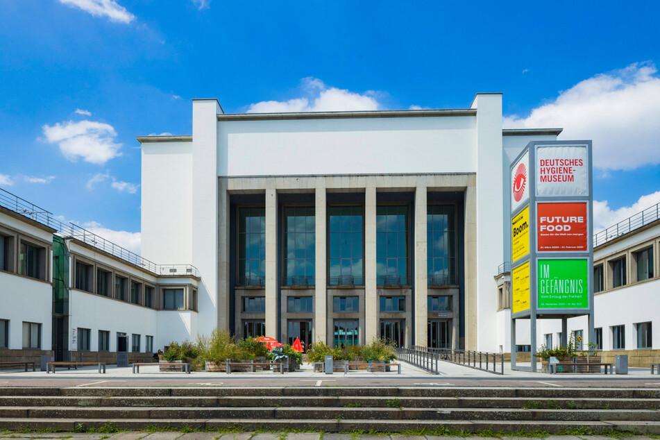 Im Deutschen Hygiene-Museum kommen vor allem Kinder auf ihre Kosten.