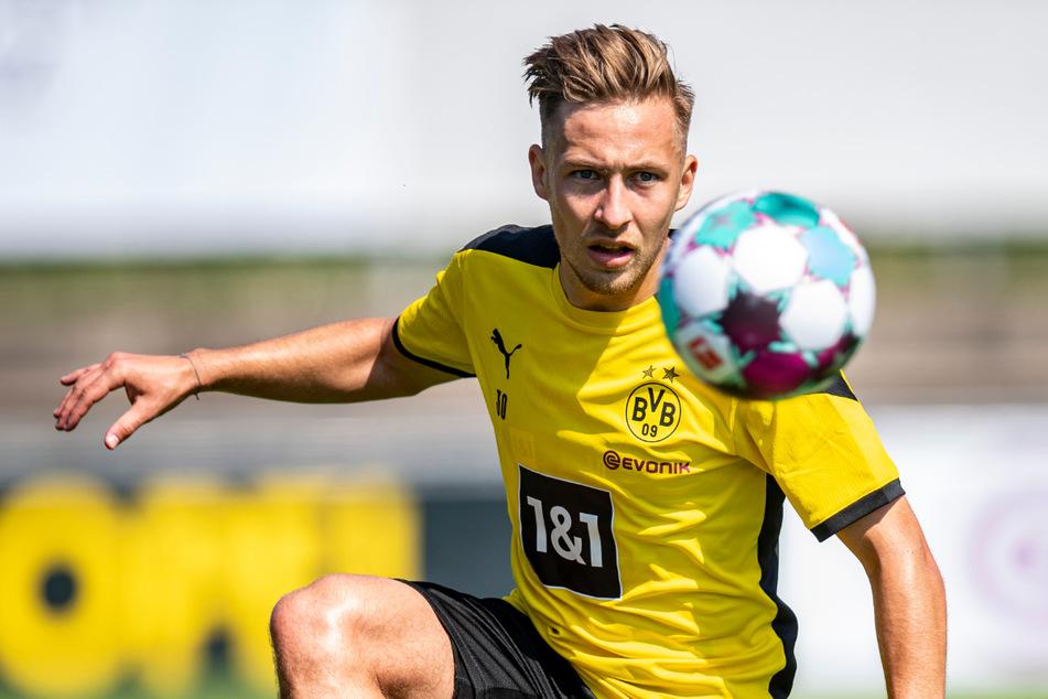 Felix Passlack (22) läuft weiterhin für Borussia Dortmund auf.