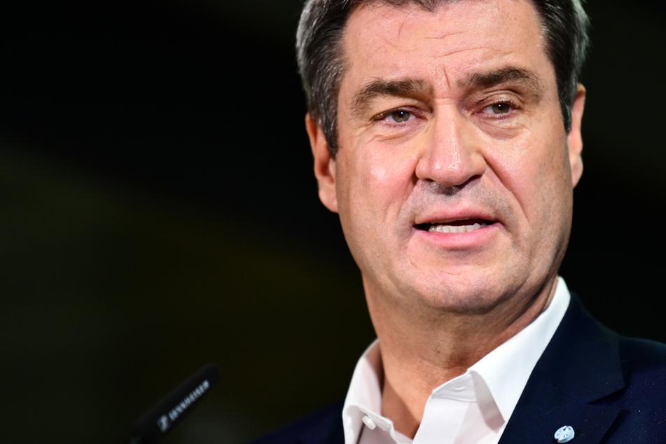 Markus Söder unzufrieden: CSU mit schlechtestem Ergebnis seit 70 Jahren