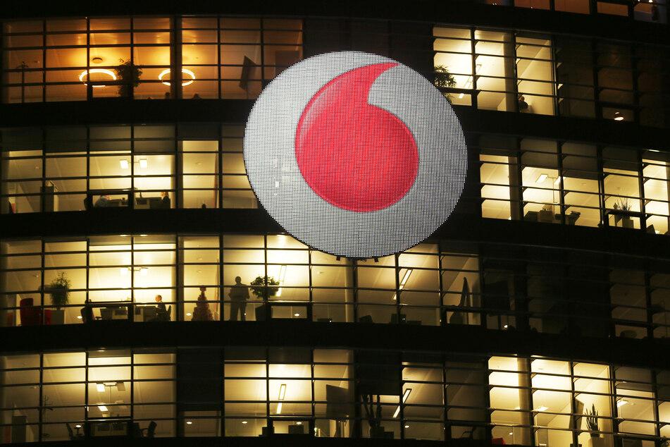 Vodafone hatte am Freitagabend offenbar einen Totalausfall in Teilen Deutschlands.