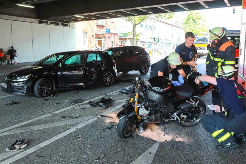 """Biker stirbt bei Unfall nach """"Harley Days"""": 33-Jähriger vor Gericht"""