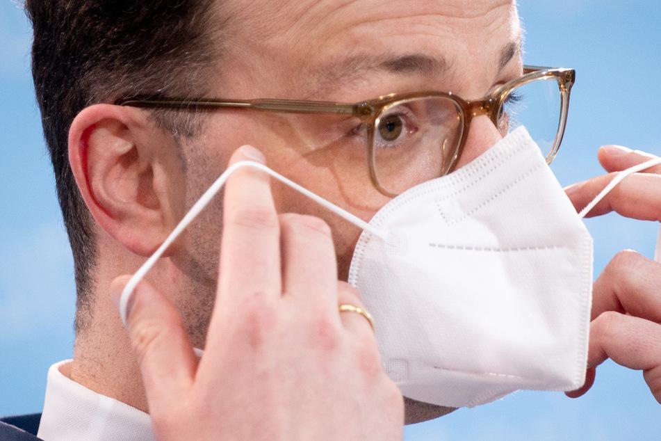 Jens Spahn (40, CDU), Bundesminister für Gesundheit.