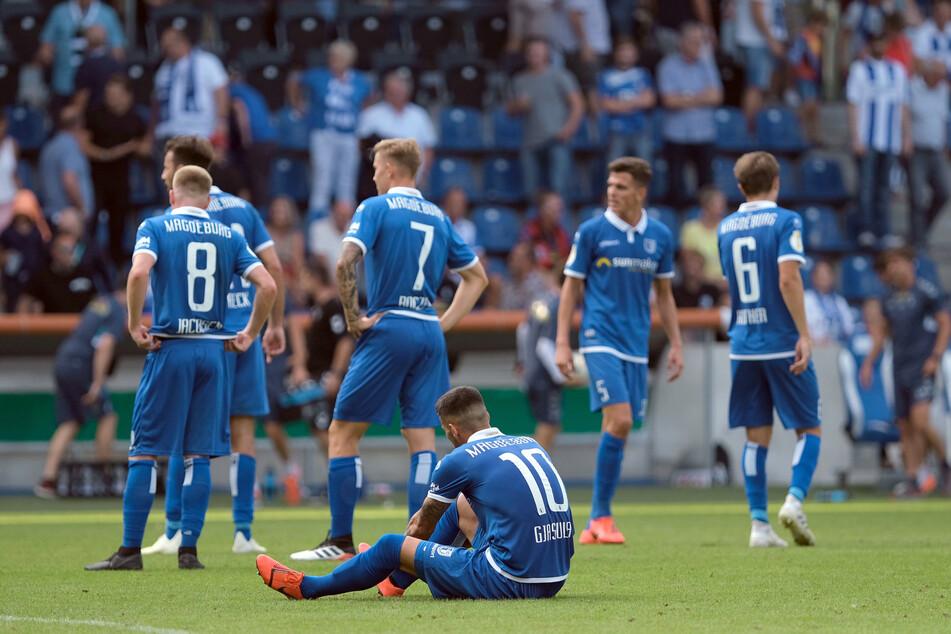 Für Magdeburg läuft die Vorbereitung aktuell nicht ganz wie geplant.