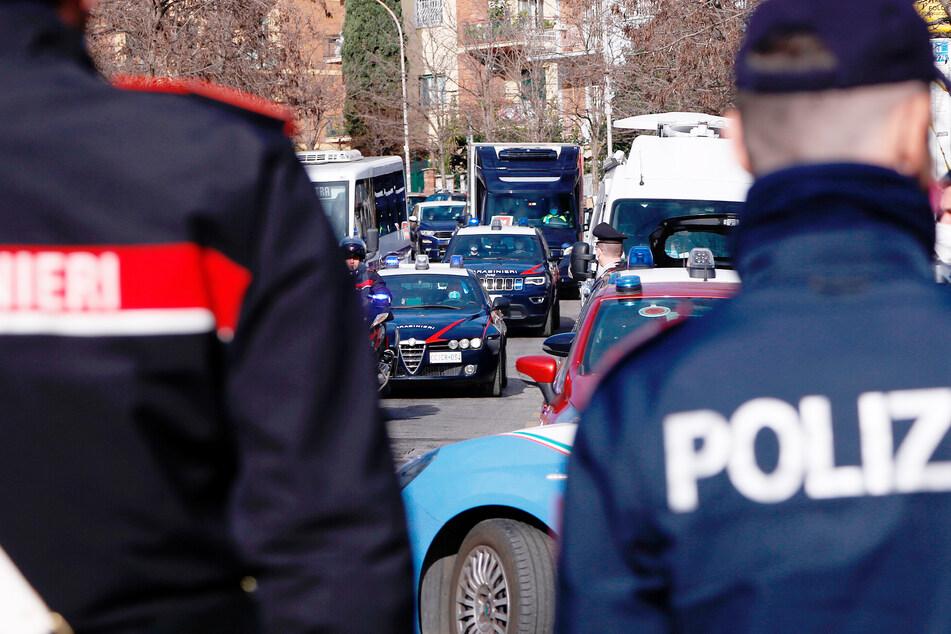 Die Polizei ging in Italien gegen Mafiosi im Gesundheitswesen vor. (Symbolbild)
