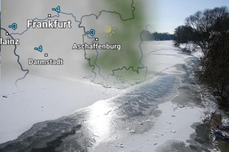 Hessen-Wetter: Niederschläge, Glatteis und Unwettergefahr in Sicht