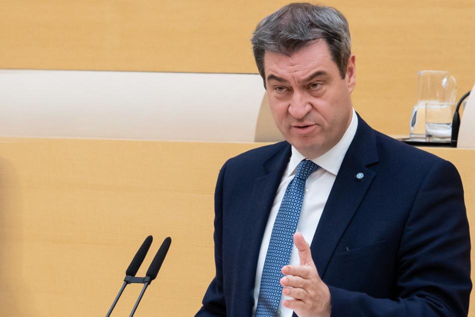 Einen Monat nach der ersten Regierungserklärung zum Coronavirus will Markus Söder (CSU) über die Folgen sprechen.