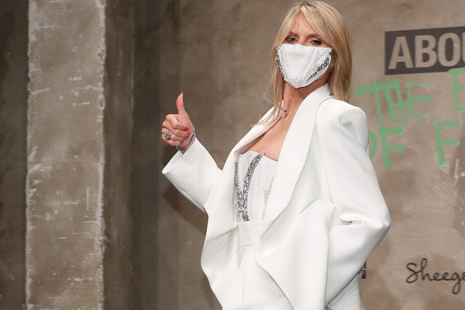 GNTM: Germany's Next Topmodel: Sachsen-Romy überzeugt auch als Eiskönigin