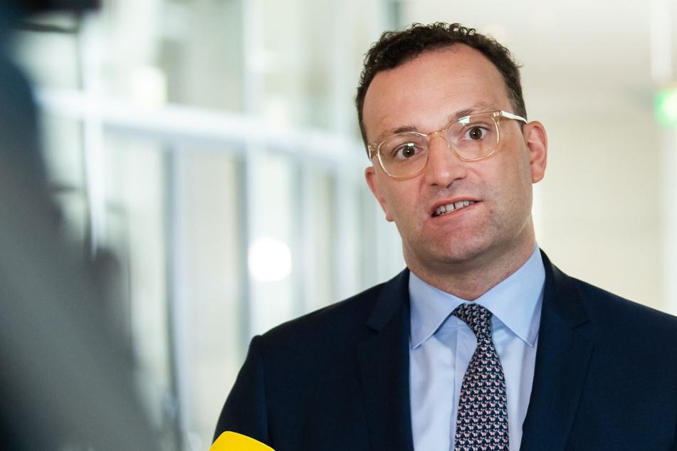 Bundesgesundheitsminister Jens Spahn (40, CDU). (Archivbild)