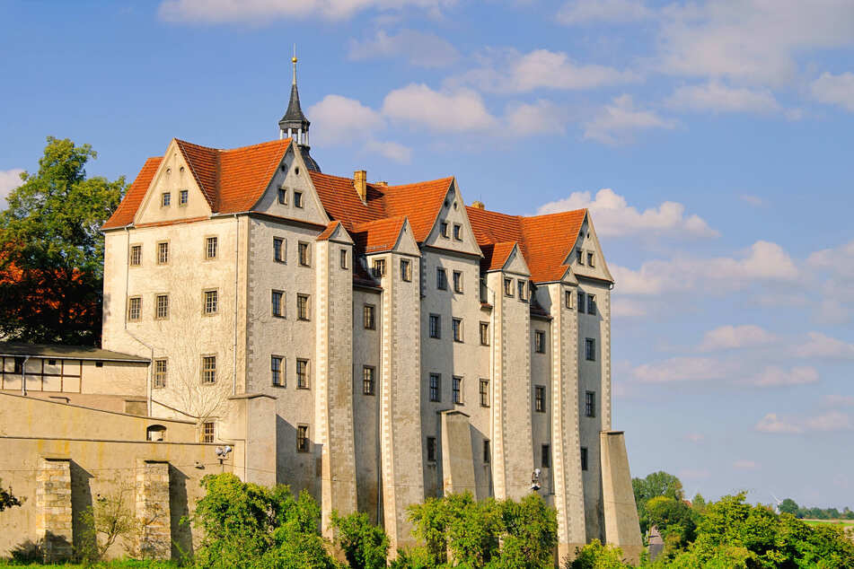 Auf Schloss Nossen können sich Besucher auf Spurensuche begeben.