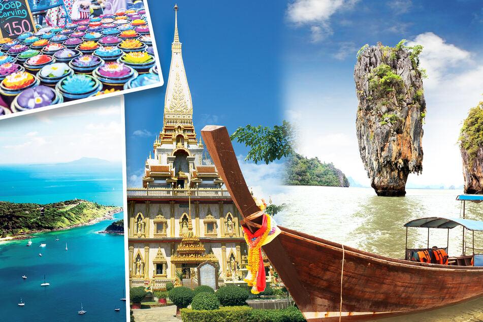 Ohne Corona-Maßnahmen: So schön kann jetzt wieder Urlaub auf der Insel Phuket sein