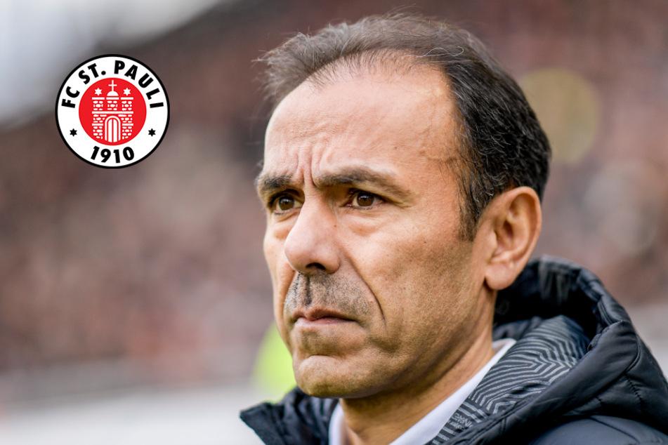 Pauli-Trainer Luhukay unzufrieden: Drohen jetzt personelle Konsequenzen?