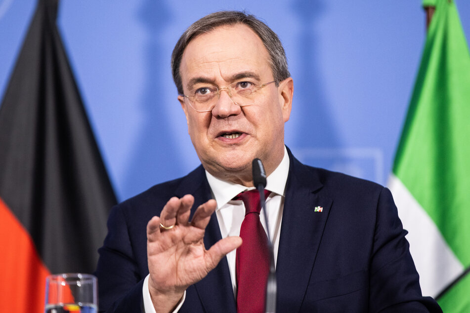 Armin Laschet (59) ist NRW-Ministerpräsident.