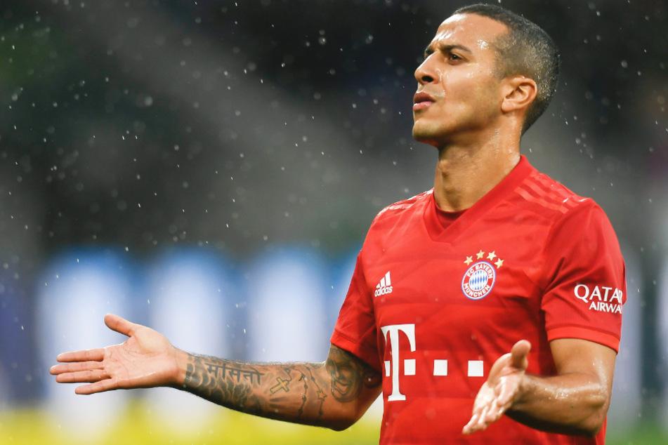 Thiago Alcántara (29) scheint den FC Bayern zu verlassen.