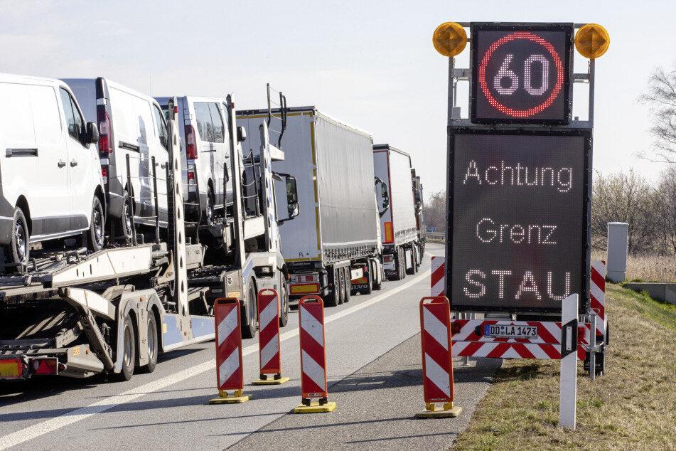 Ab Hermsdorf galt Donnerstag Tempo 60, 364 Fahrer wurden geblitzt.