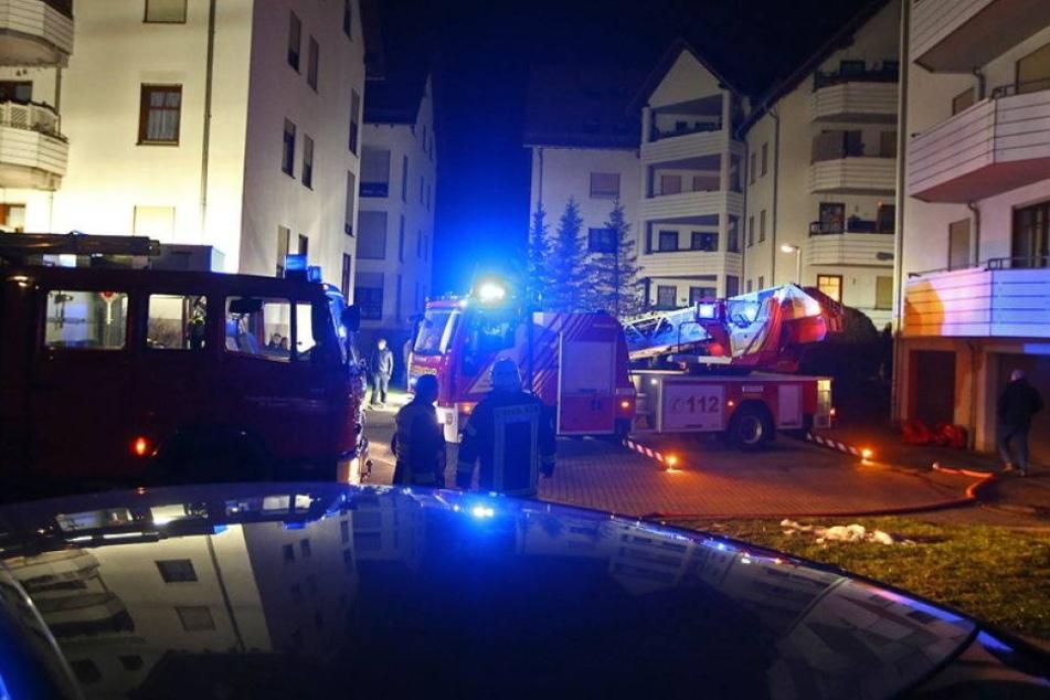 Mehrfamilienhaus evakuiert! 25-Jähriger festgenommen