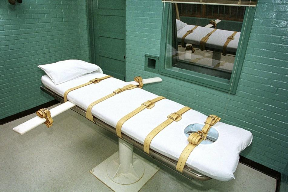 Eine Todeszelle in einem Gefängnis in den USA. (Archivbild)
