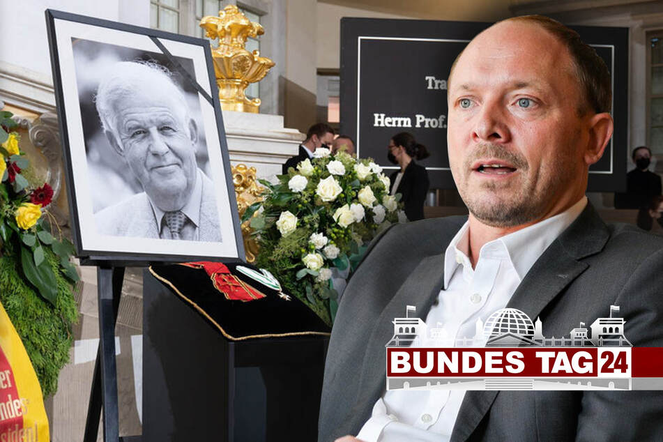 """Ostbeauftragter Wanderwitz erinnert sich im TAG24-Interview: Kurt Biedenkopf war ein """"großer Intellektueller"""""""