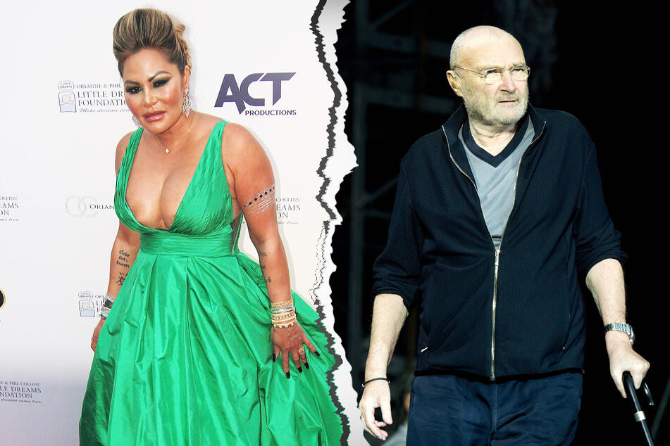 Phil Collins' ex-wife is hawking his personal belongings for ridiculous prices