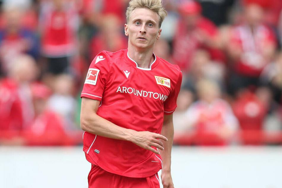 Union Sturmer Joshua Mees Wechselt Zu Holstein Kiel Tag24