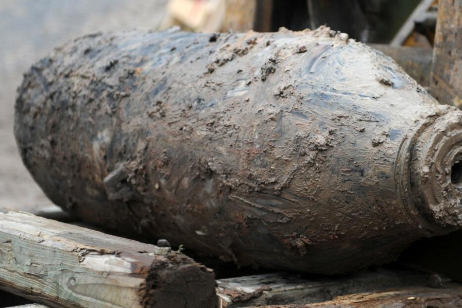 In Potsdam ist eine Weltkriegsbombe entdeckt worden.