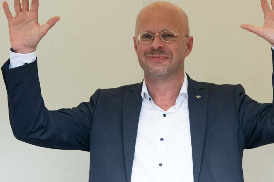 Berliner Staatsanwaltschaft ermittelt gegen Andreas Kalbitz: Machte er zwei Falschaussagen?