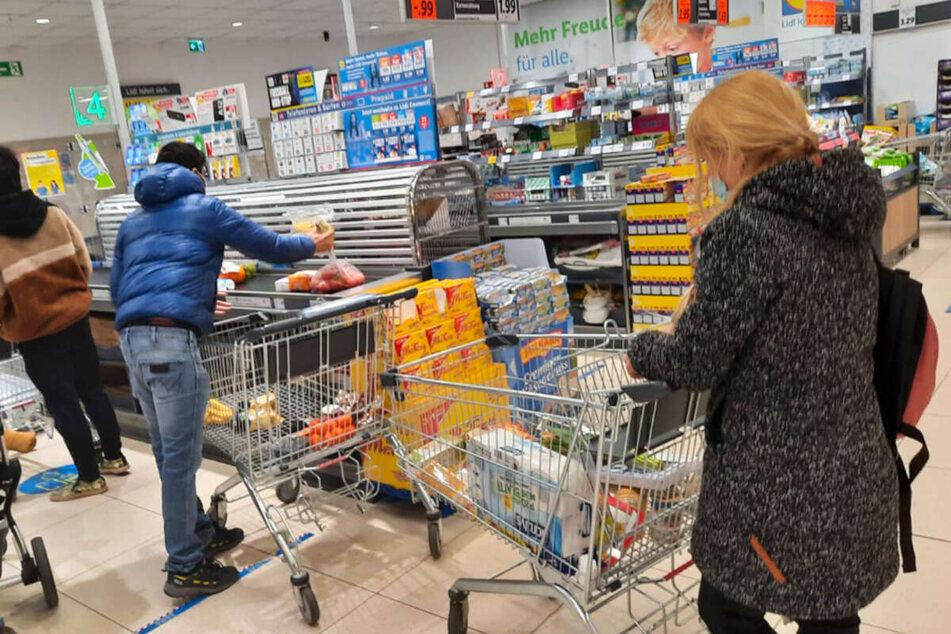Deshalb stehen Kunden ab Montag (12.4.) bei Lidl Schlange