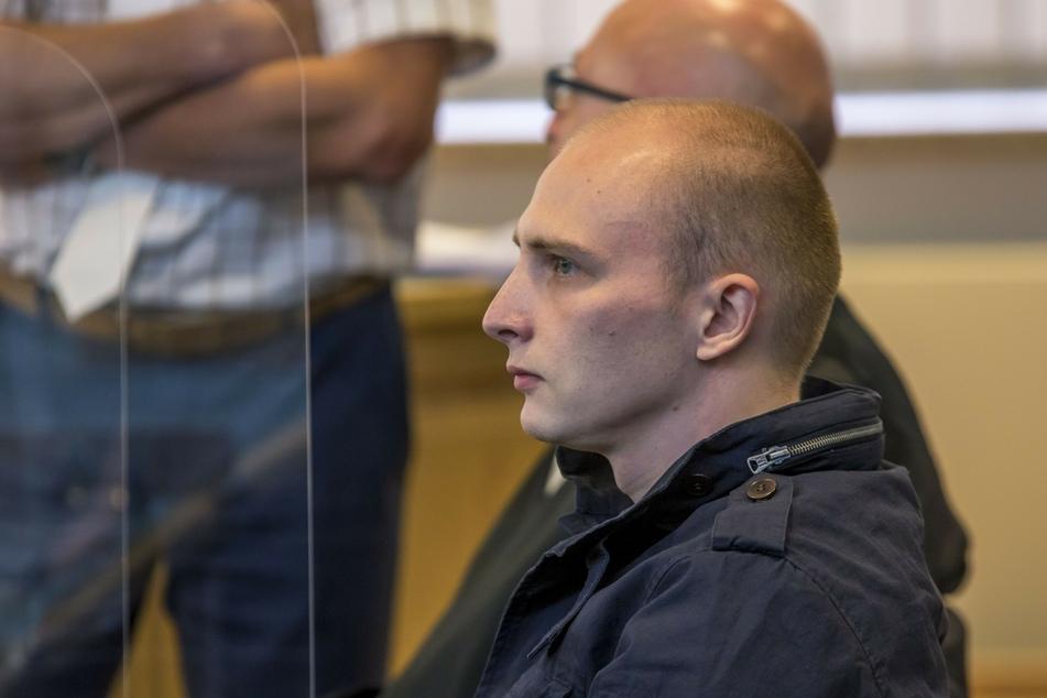 Seit vergangenem Juli läuft der Prozess gegen den Attentäter von Halle, Stephan Balliet (28). (Archivbild)