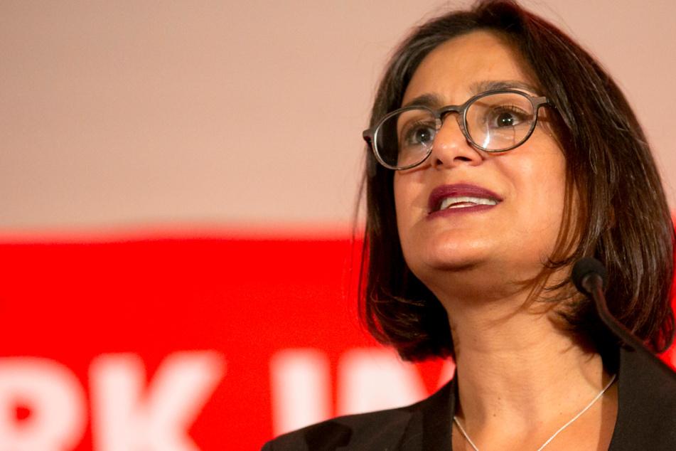 Serpil Midyatli (45) ist SPD-Landesvorsitzende in Schleswig-Holstein.