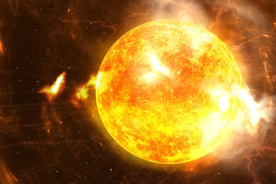 Gigantischer Sonnensturm trifft auf die Erde! Kann uns das gefährlich werden?