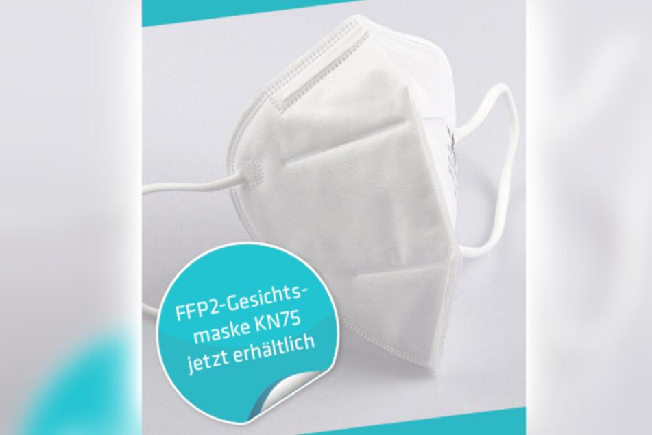 Ab sofort stehen auch Masken der Klasse FFP2 zum Verkauf.