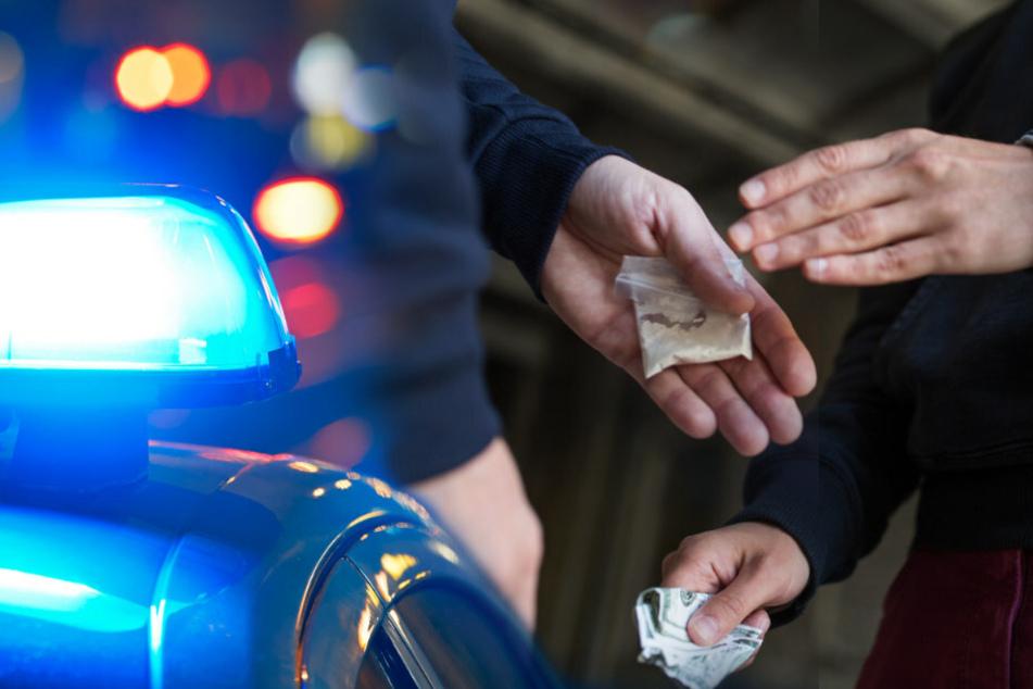 Berliner Polizei geht gegen Drogenbande vor. (Symbolbild)