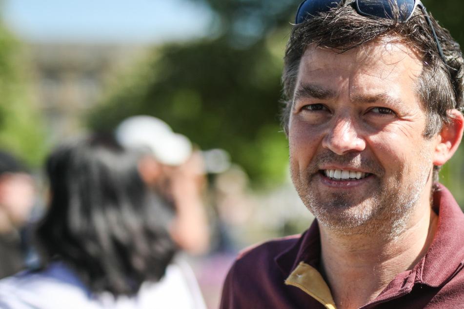 """Corona-Protest: """"Querdenken""""-Gründer Ballweg ruft zu Pause von Großdemos auf"""