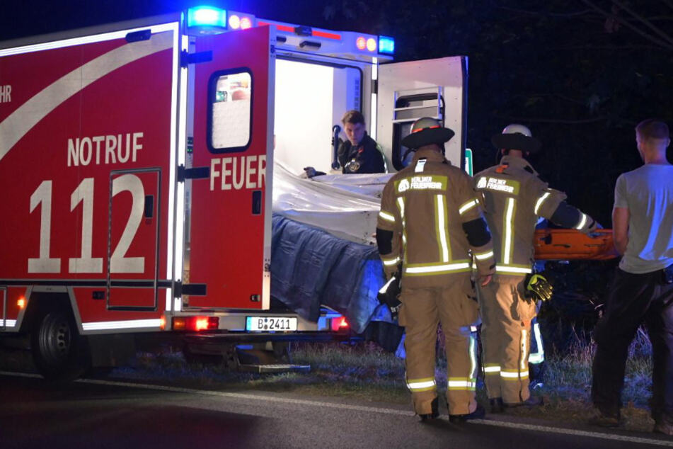 Wasserleiche in Hellersdorf entdeckt
